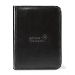 Custom Logo Tuscan Leather Writing Pad
