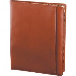 Custom Logo Cutter & Buck Leather Writing Pad