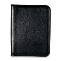 Custom Logo Tuscan Leather Padfolio